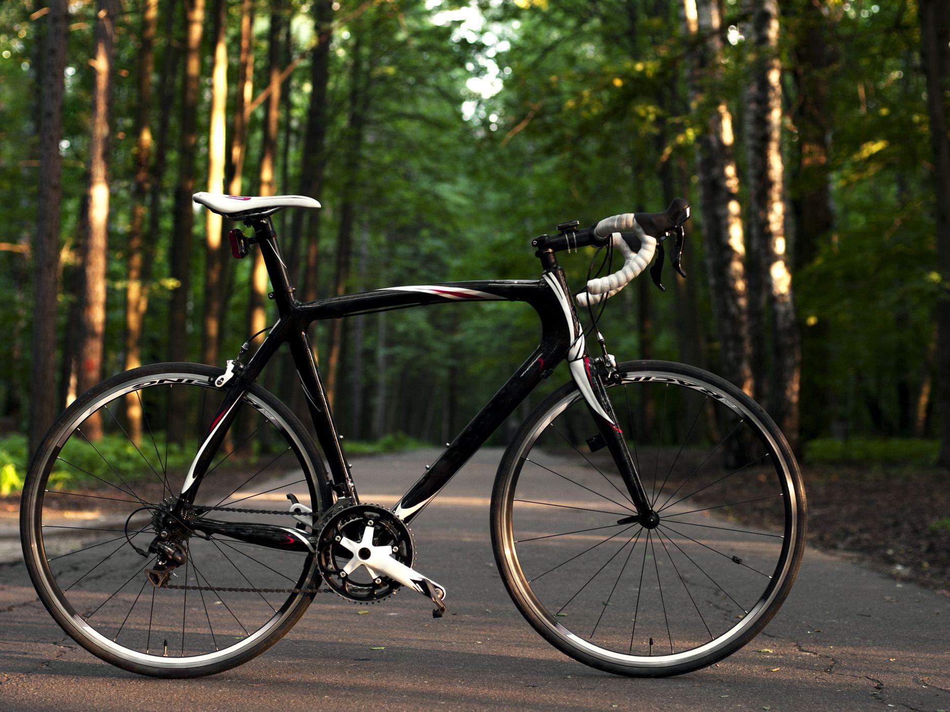 فیبر کربن در دوچرخه