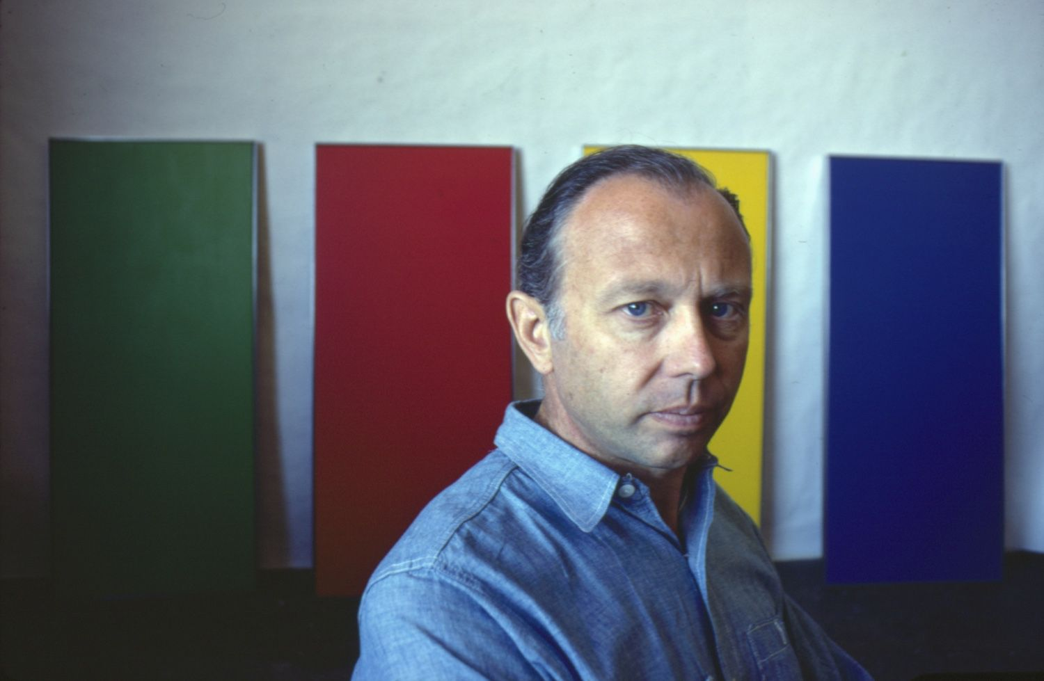 Biography of Ellsworth Kelly, Minimalist Artist
