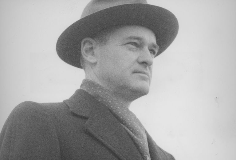 U.S. Ambassador to the Soviet Union George F. Kennan