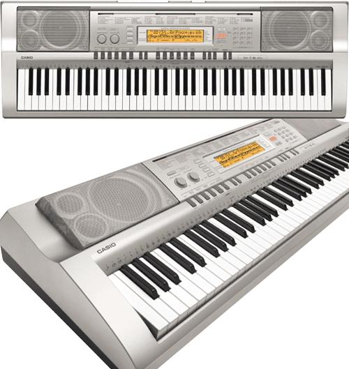 Casio WK200 keyboard review
