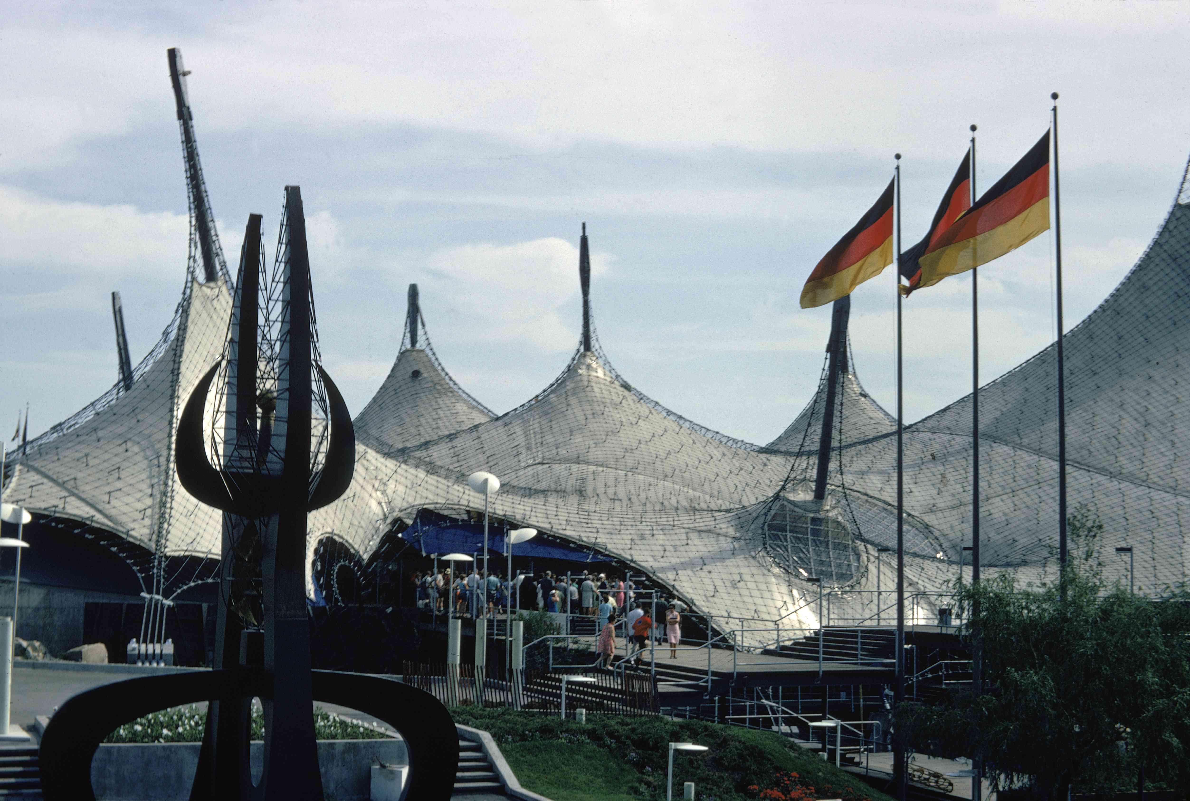 German Pavillion