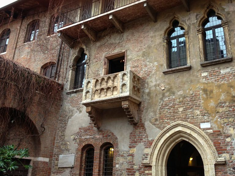 Romeo and Juliet's Balcony