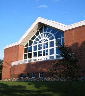 Lilley Library at Penn State Behrend