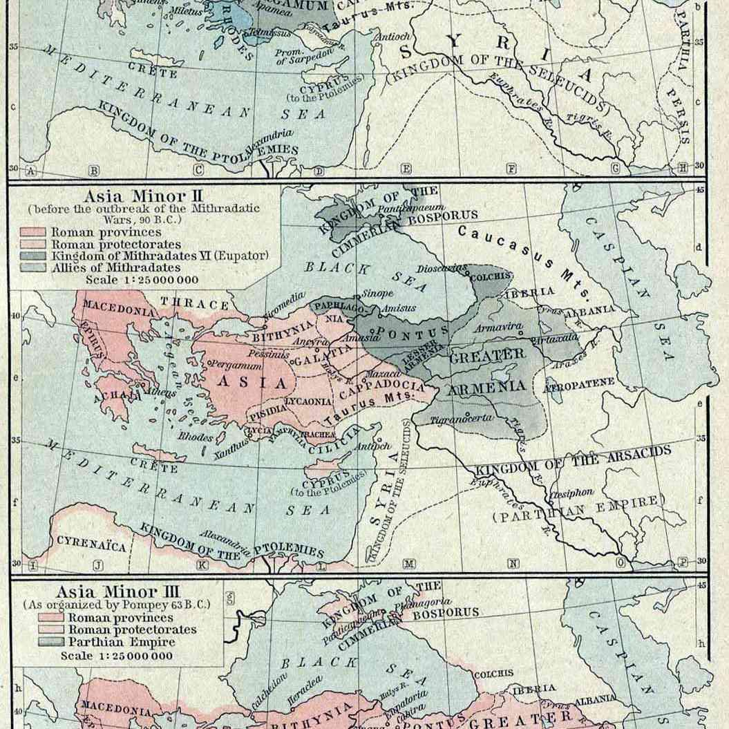 6c46e101 The Main Eras of Ancient Jewish History