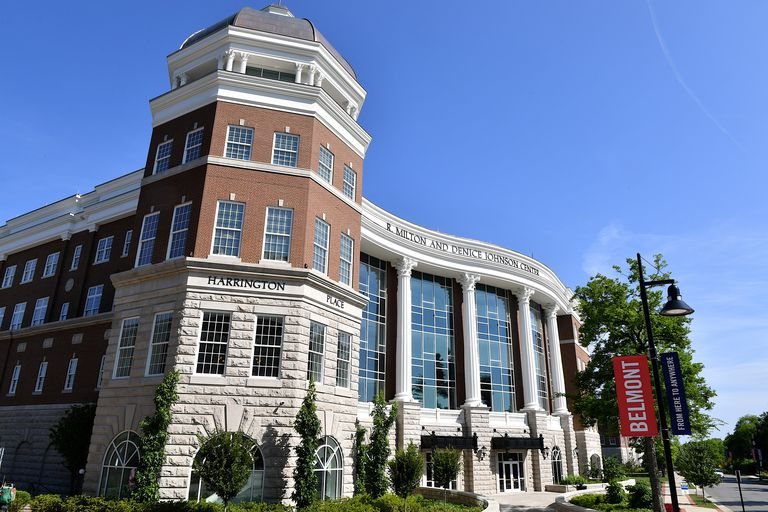 The Johnson Center at Belmont University