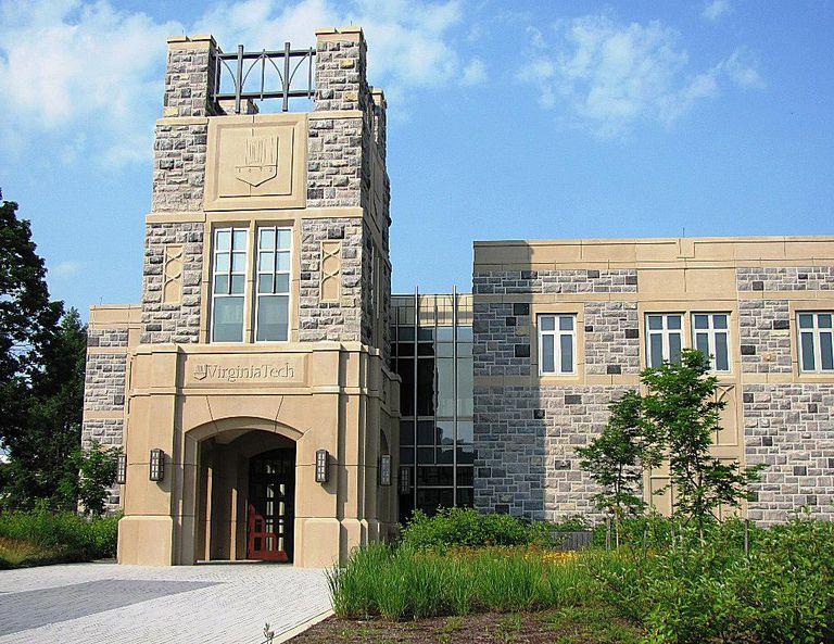 Virginia Tech Visitor Center