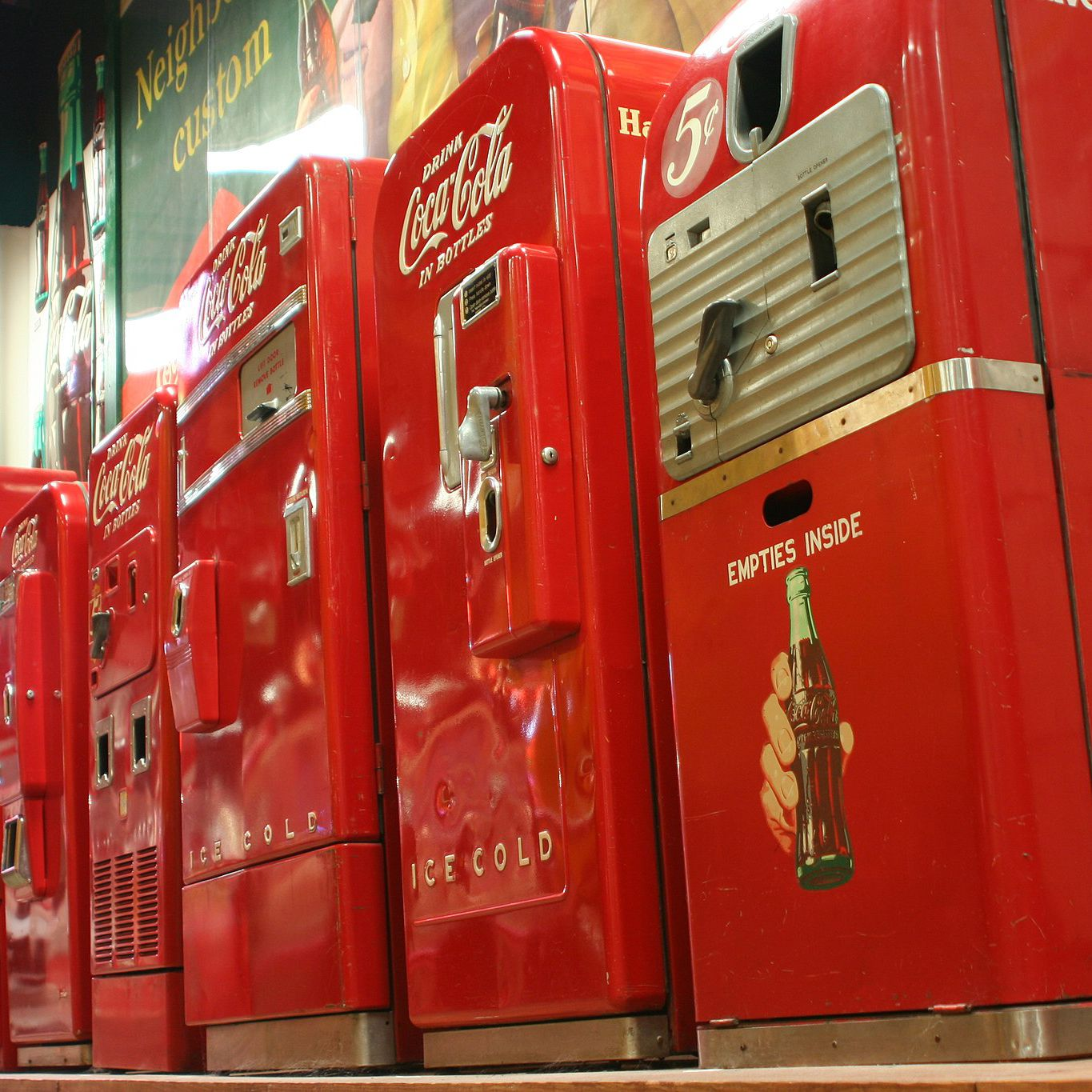 The History of Vending Machines