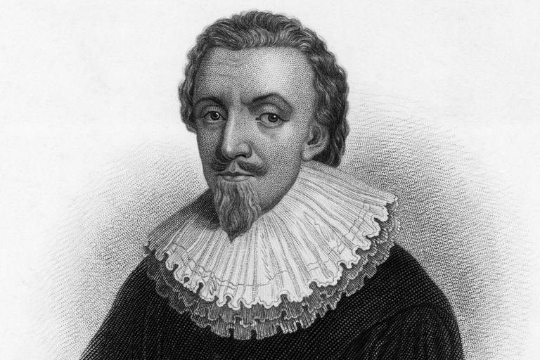 George Calvert, 1580-1632. Lord Baltimore, founder of the Maryland colony