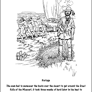 Free Lewis And Clark Worksheets And Coloring Pages
