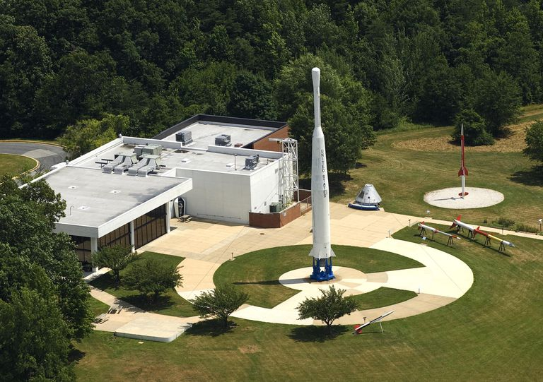 NASA Goddard Space Flight Center Visitor Center