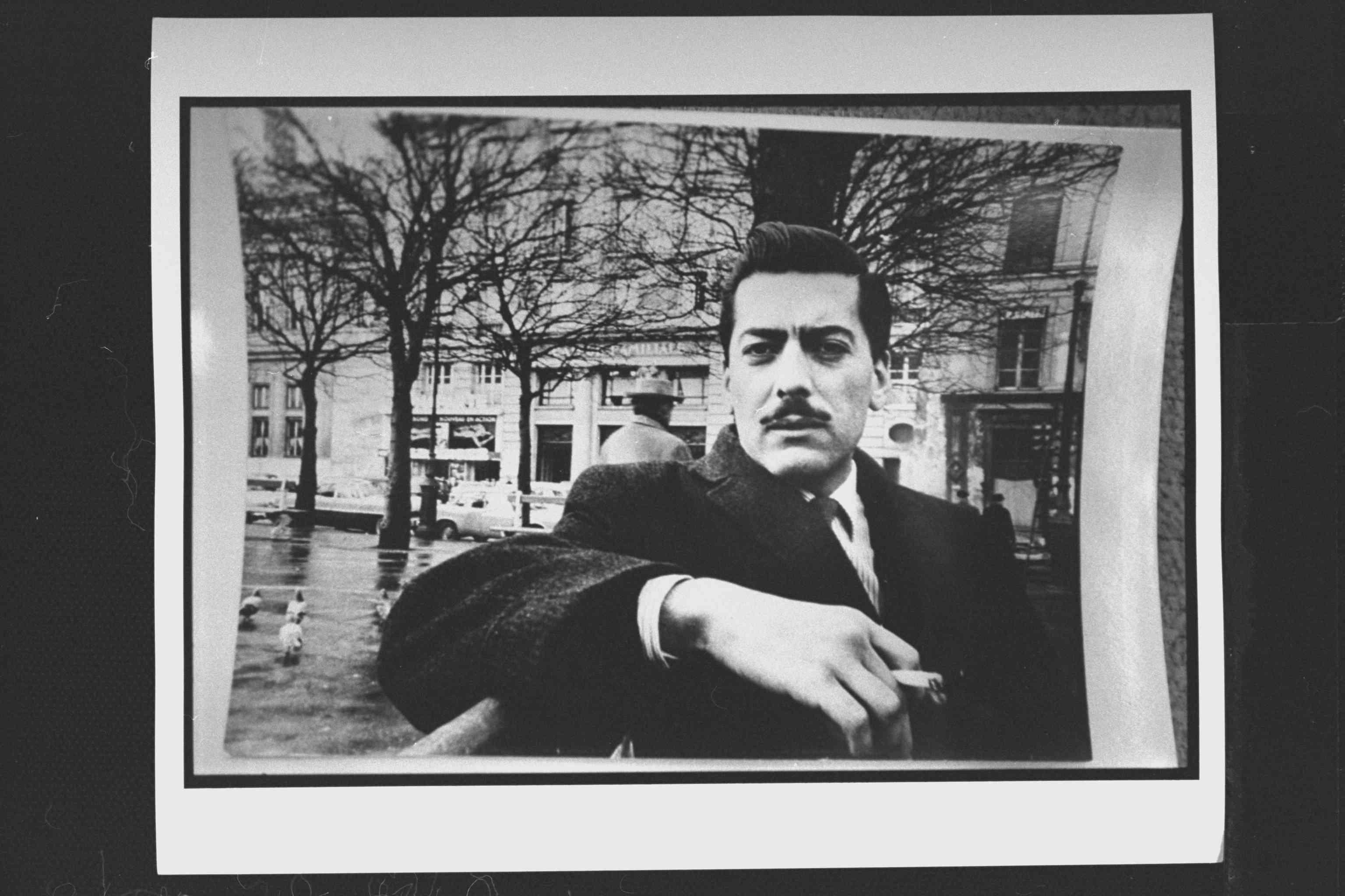Vargas Llosa, 1961