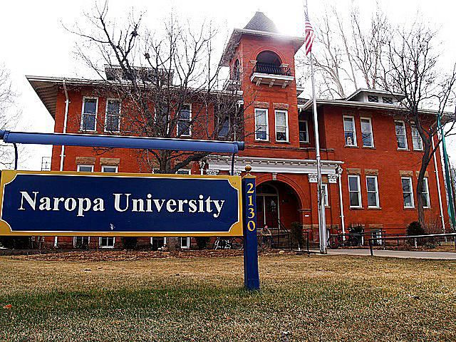 Image result for naropa university