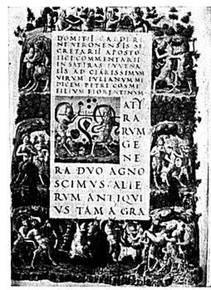 Juvenal Roman Writer Of Satire