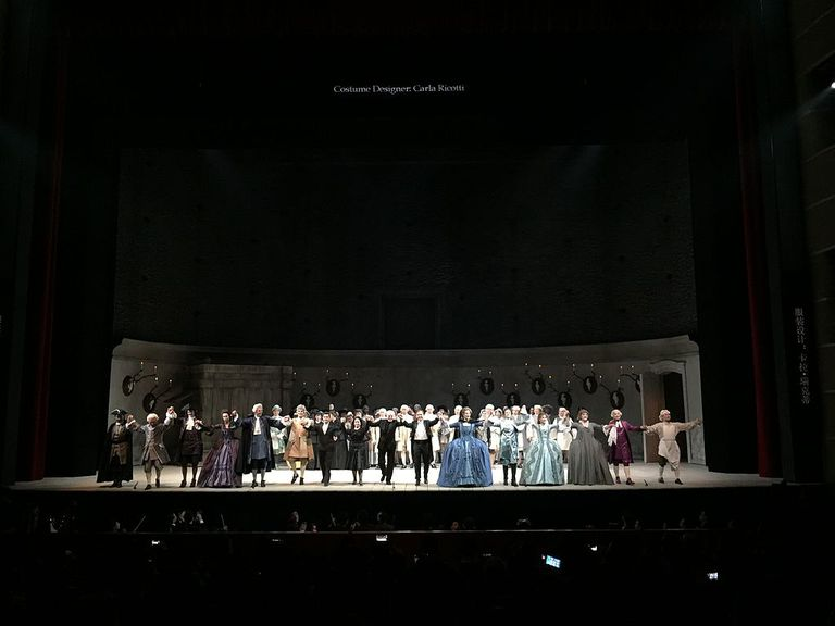 Der Rosenkavalier at NCPA