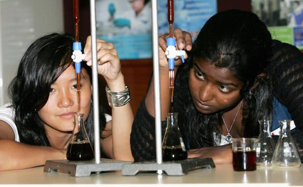 Student science fair projects can make a difference.