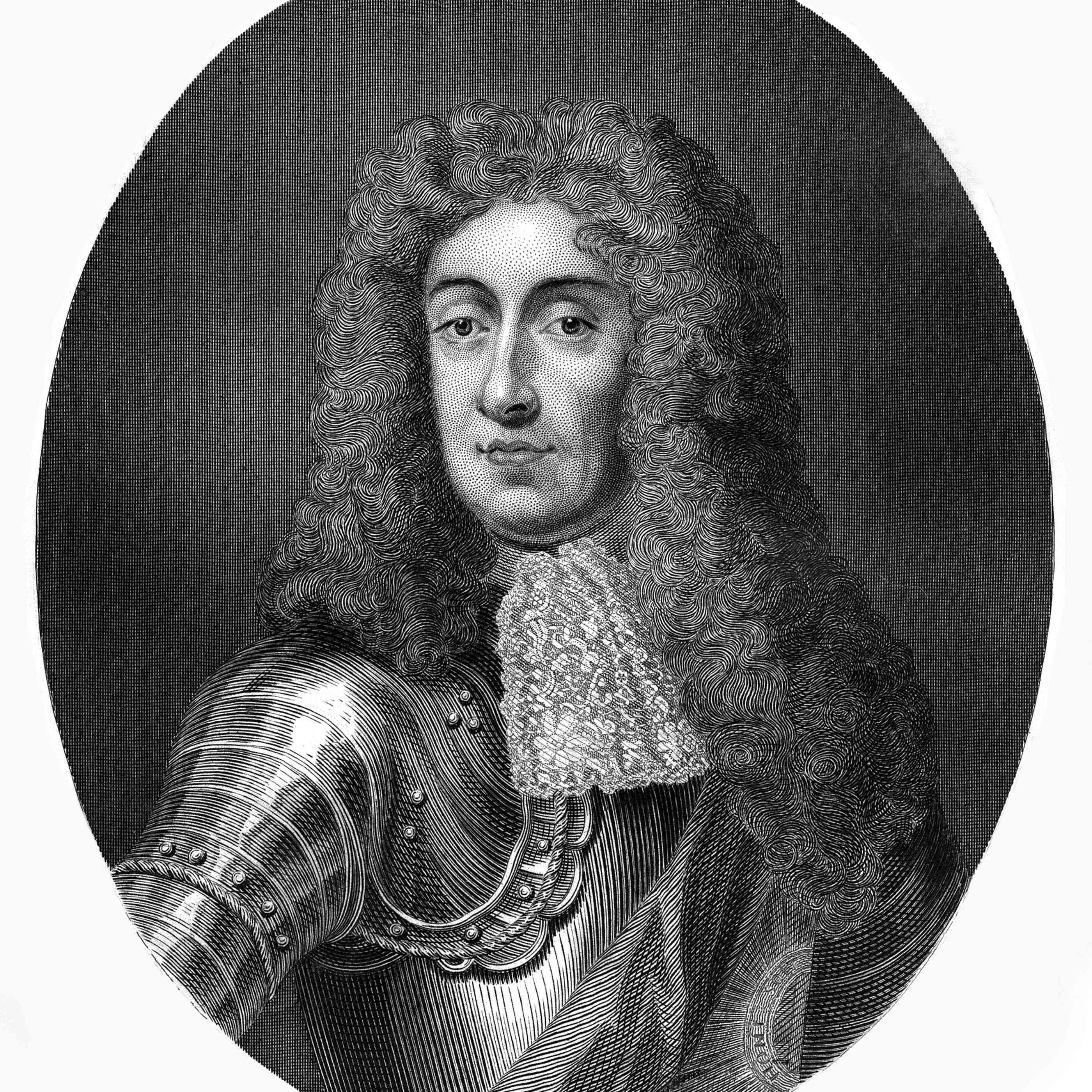 James II, Porträt