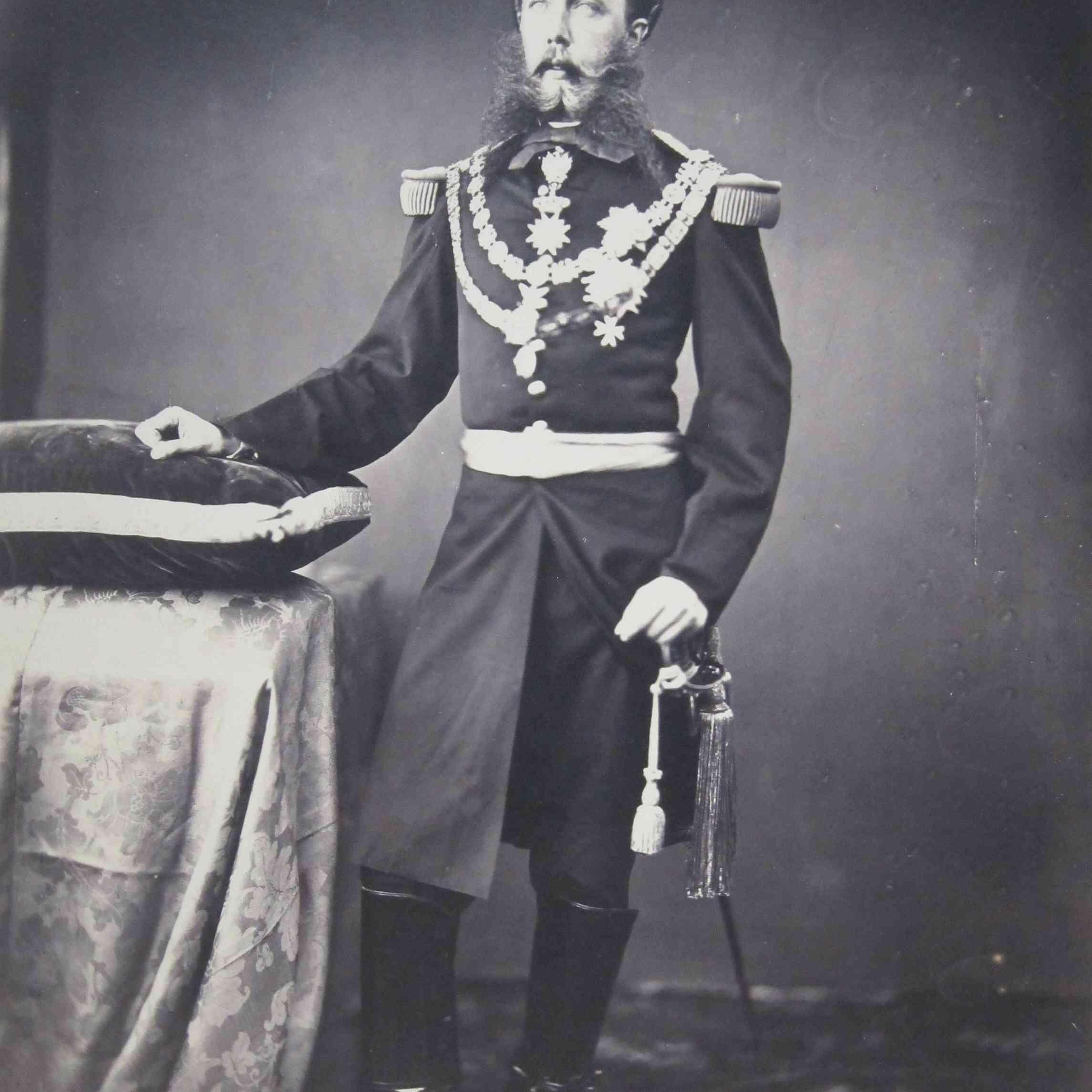 Ο αυτοκράτορας Μαξιμιλιανός του Μεξικού