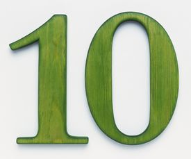 Base 10 is the numbering system we use, where there are 10 possible digits (0 - 9) in each decimal place.