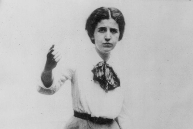 Elizabeth Gurley Flynn, about 1920