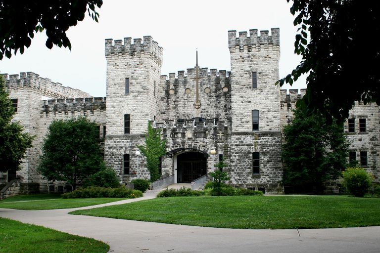 Nichols Hall at Kansas State University