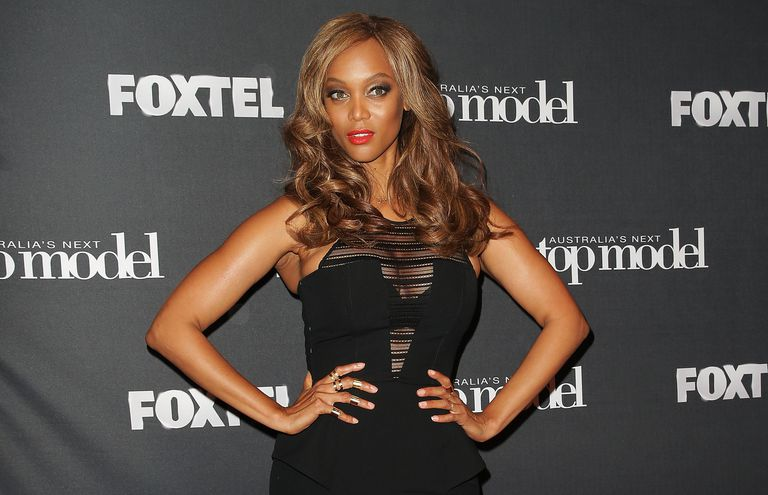 Australia's Next Top Model Welcomes Tyra Banks