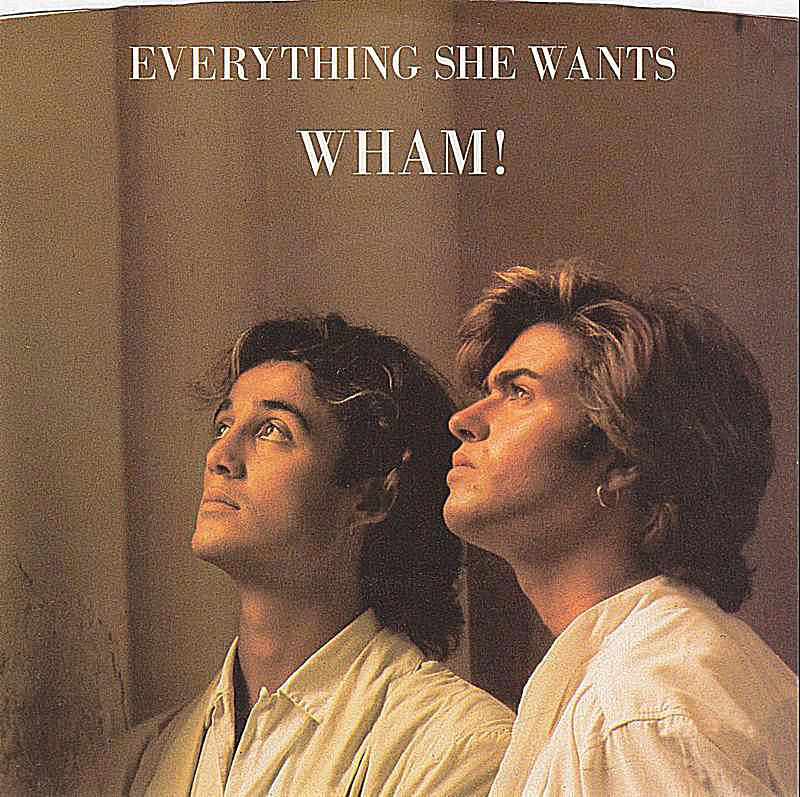 Top Wham And George Michael Solo Songs Of The 80s