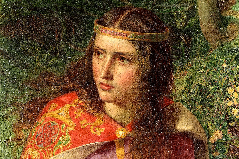 Eleanor of Aquitaine, 19th century image