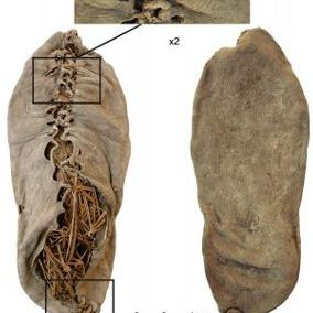 5500-year-old Leather Shoe from Areni-1