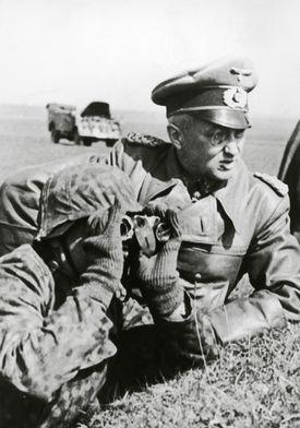 General Field Marshal Walter Model