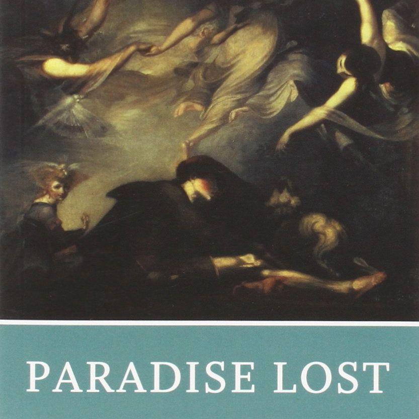 Paradise Lost, by John Milton