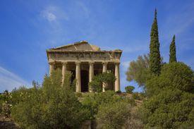 Temple of Hephaestus, Athens
