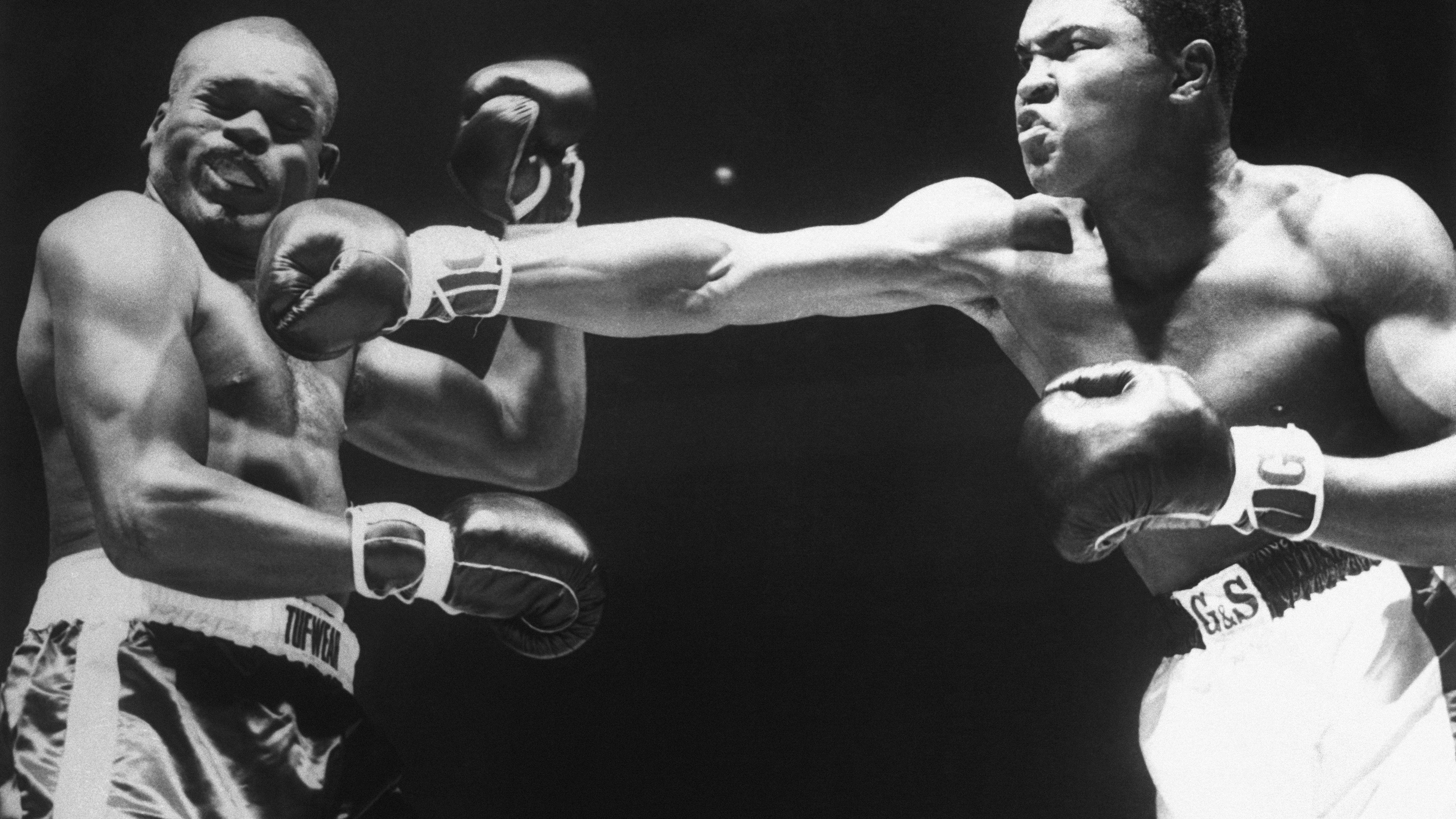 Muhammad Ali - 'The Greatest' Boxer
