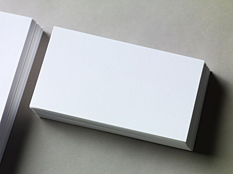 Free blank business card templates blank business cards wajeb Images