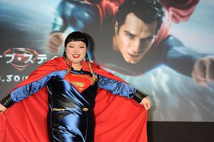 'Man of Steel' Press Conference in Tokyo