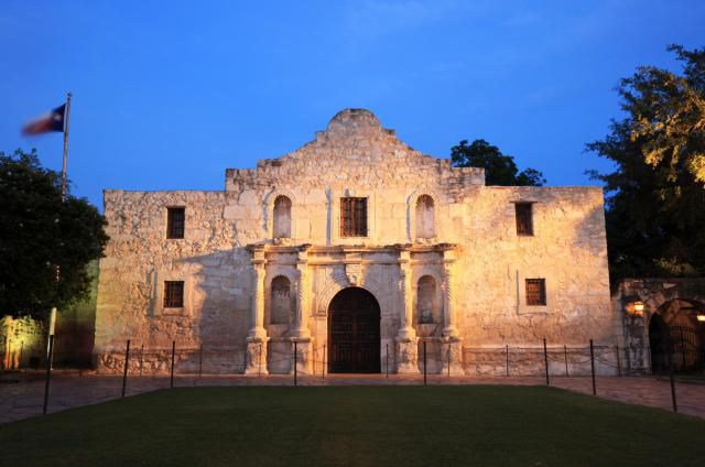 10 Facts About The Battle Of The Alamo
