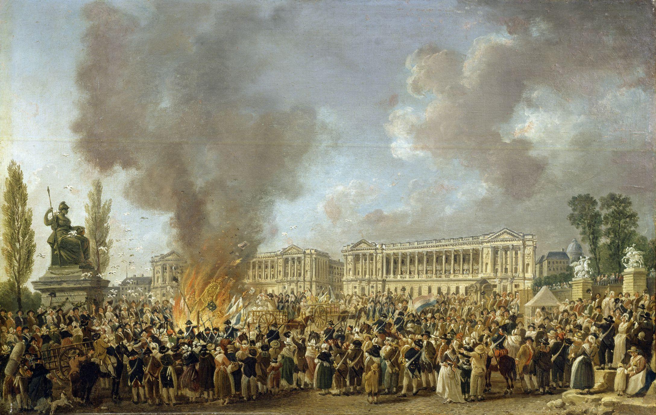 french revolution summary - HD2176×1378
