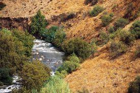 The Jordan river in Israel is a possible origin of the Jordan surname