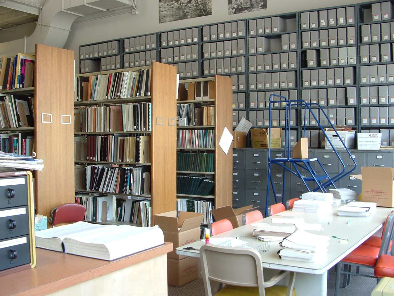 Seventy percent of all archaeology is done in the library (Indiana Jones)