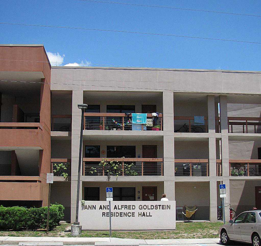 Goldstein Residence Hall at New College of Florida