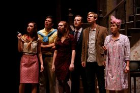 A Production of 'Noises Off'