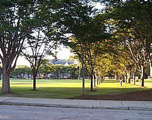 University of Rhode Island Quad