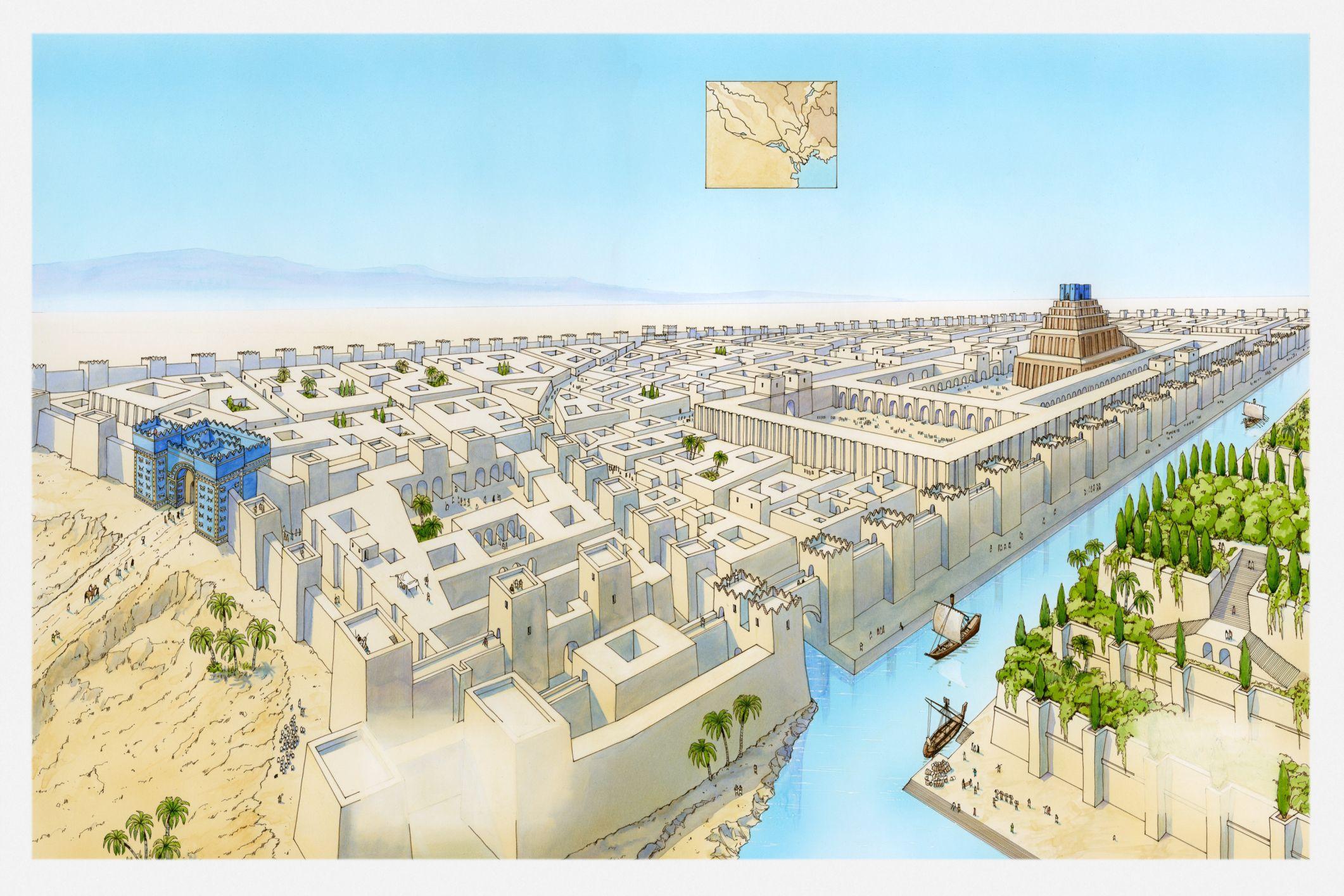Babylon Bibel