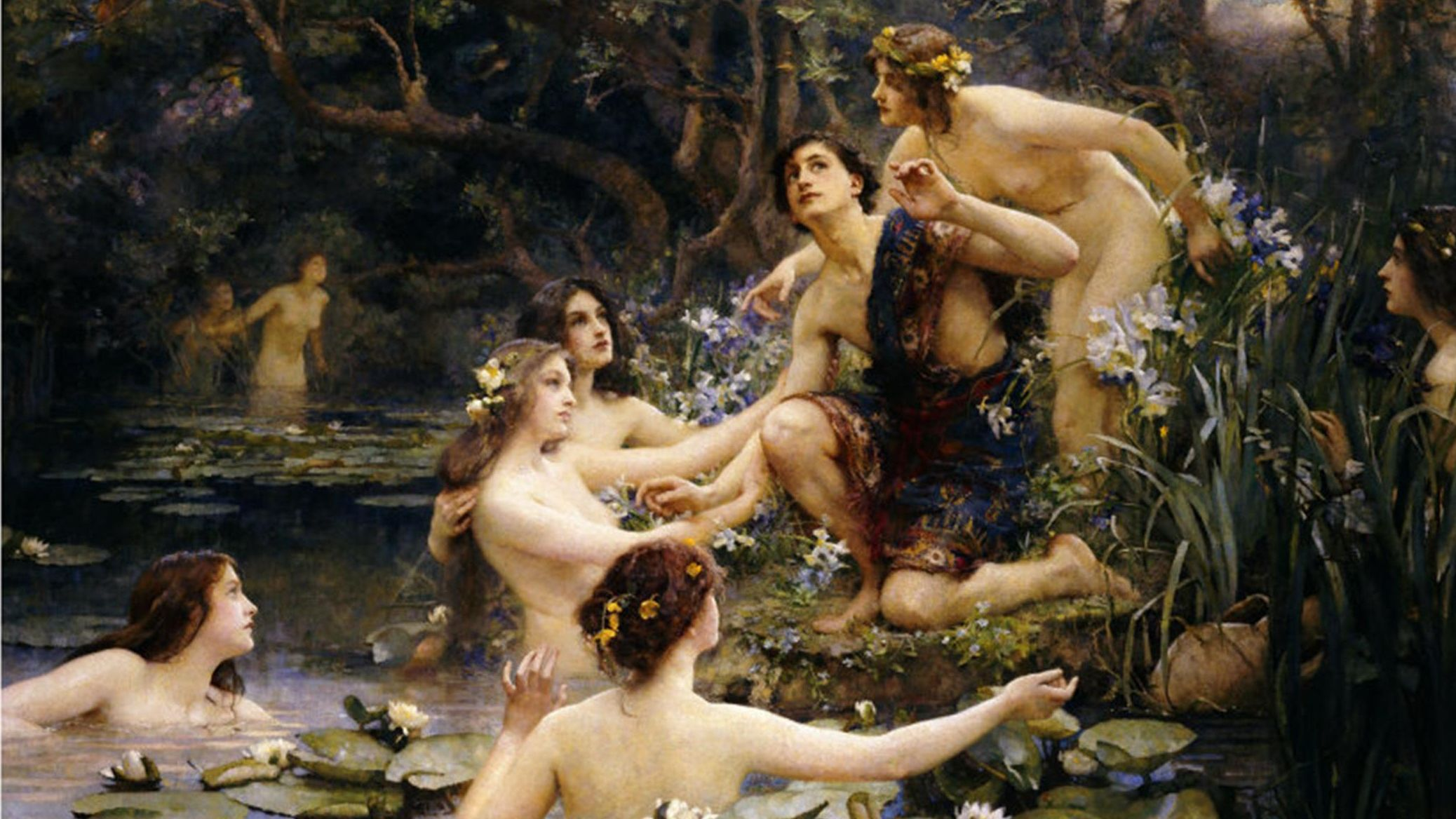 Who Are the Nymphs in Greek Mythology?