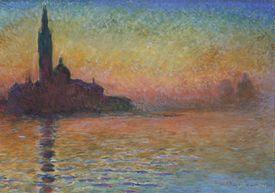 San Giorgio Maggiore By Twilight', 1908.