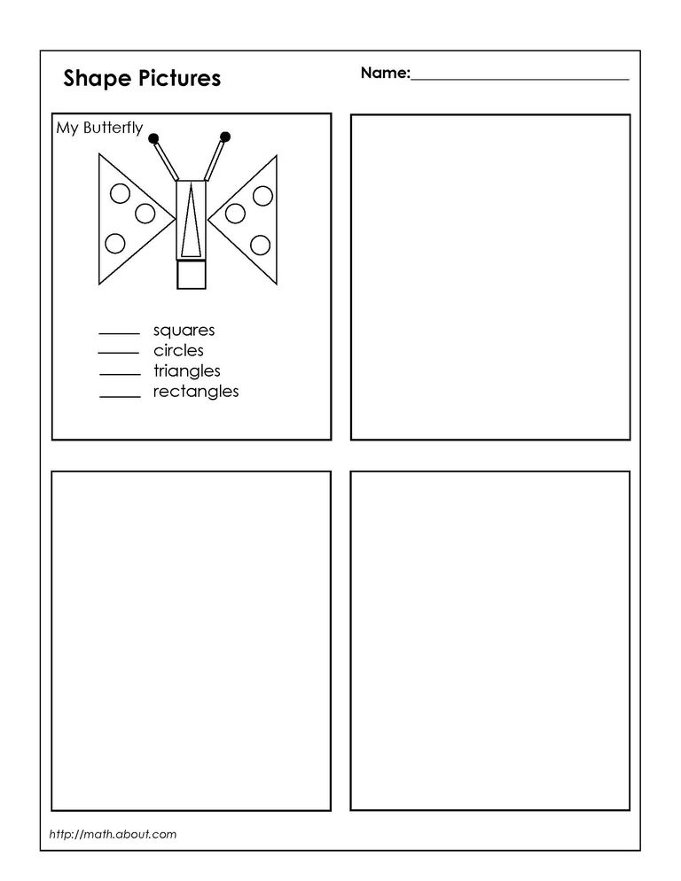 Geometry Worksheets For Students In 1st Grade. Deb Russell. Worksheet. 1st Grade Shapes Worksheets At Clickcart.co