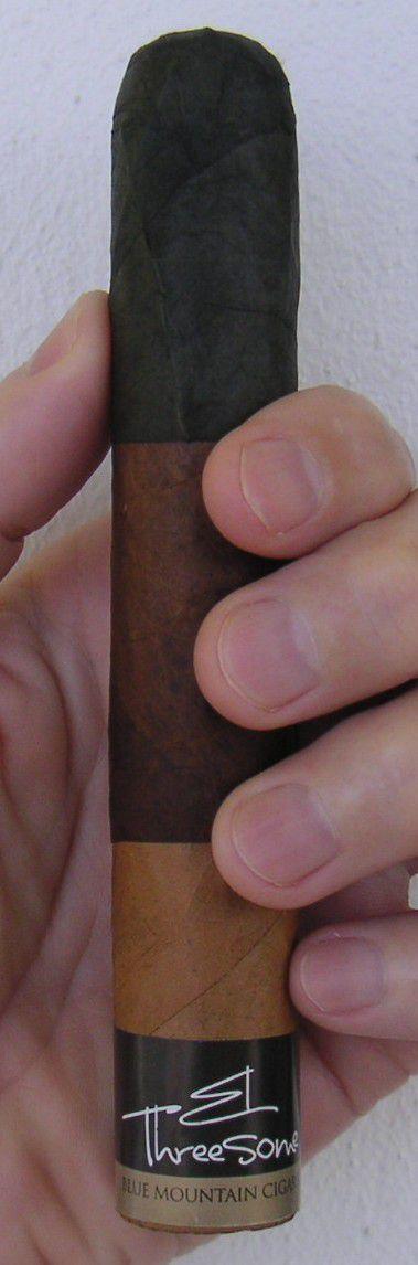 Blue Mountain El Threesome Cigar
