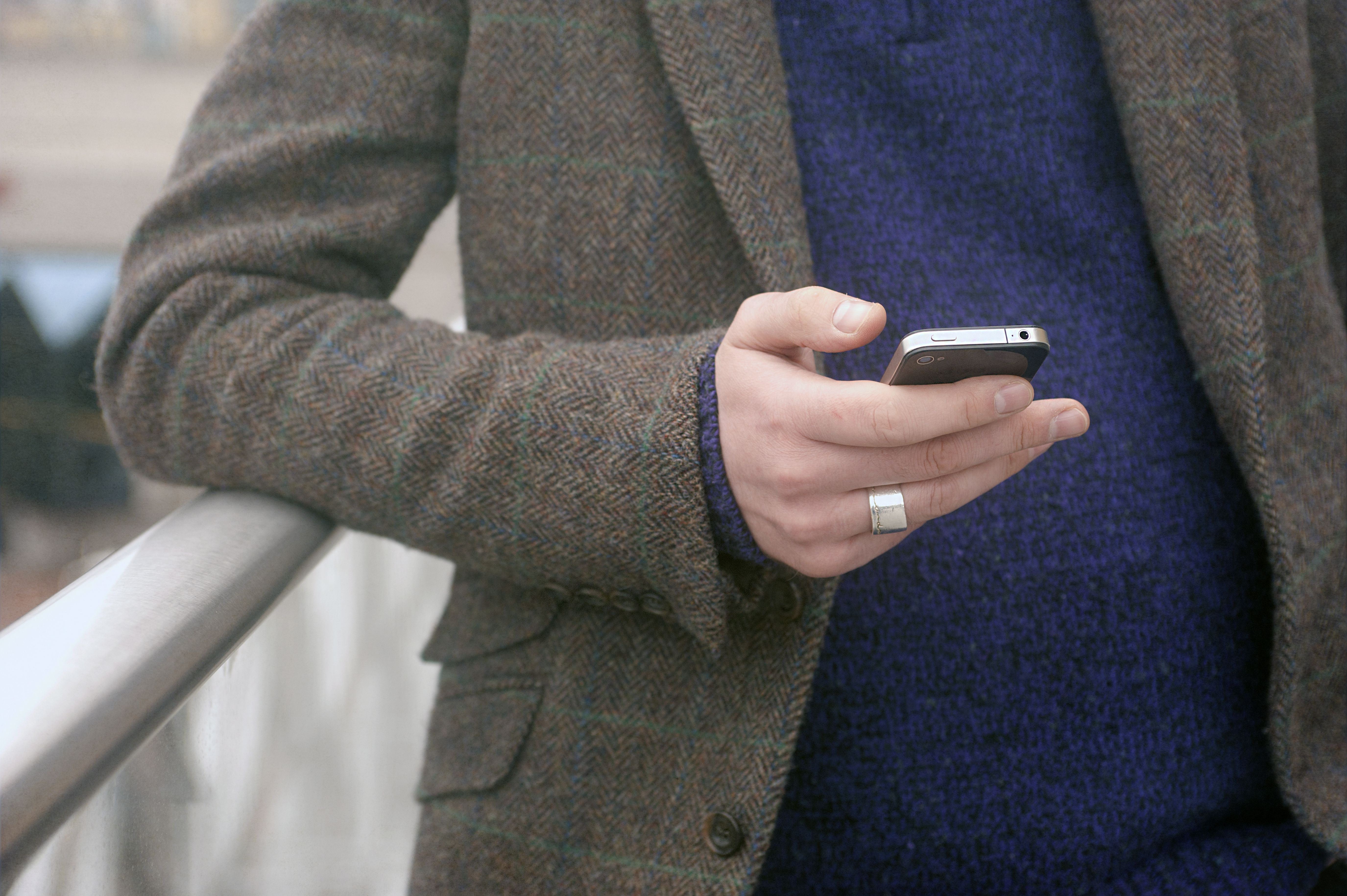 Texting Thumb and Repetitive Stress Injury