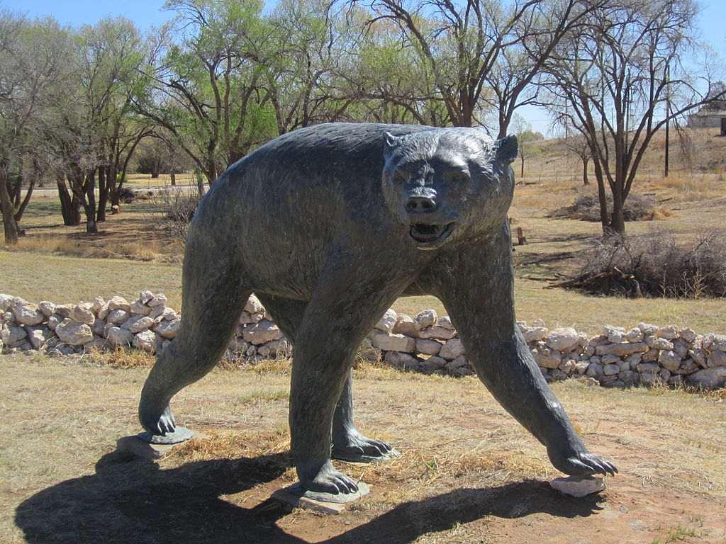 The Giant Short-Faced Bear