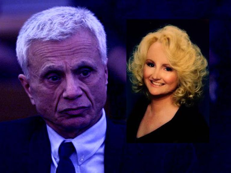 Bonny Lee Bakley and Robert Blake