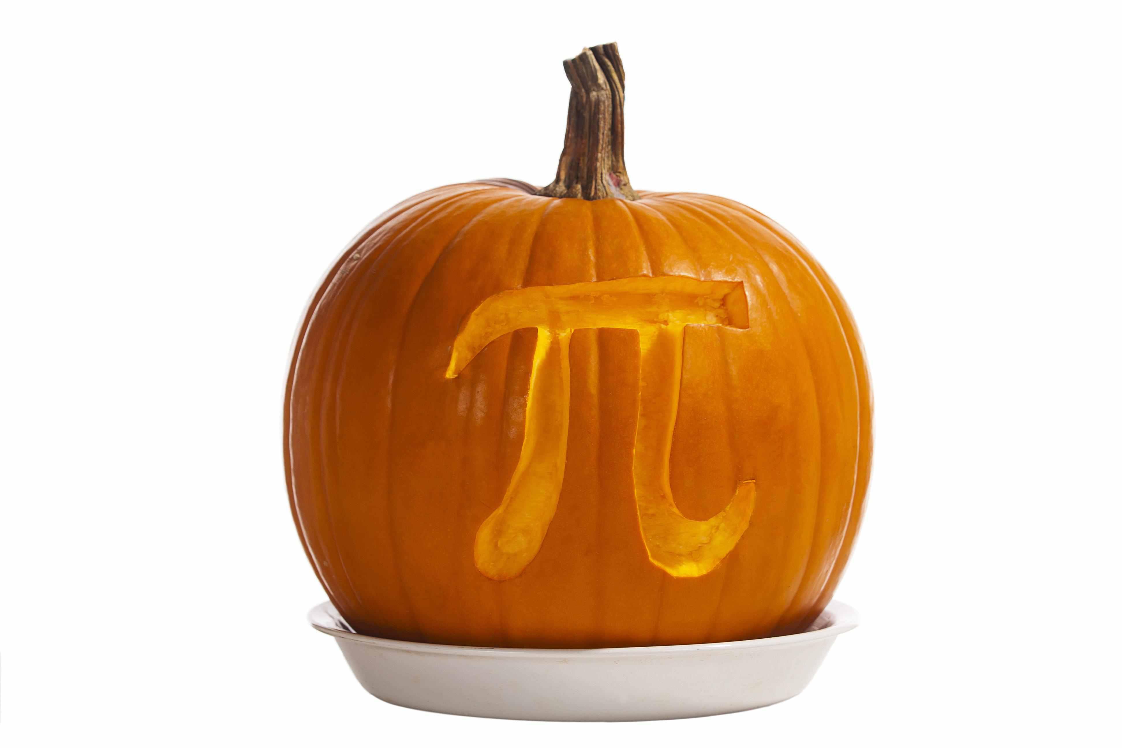 Pumpkin Pi -- Formula for Dessert